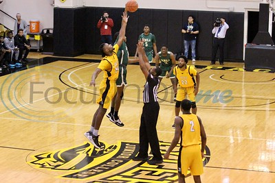 Tyler Junior College Men's Basketball vs Panola College by Jim Bauer