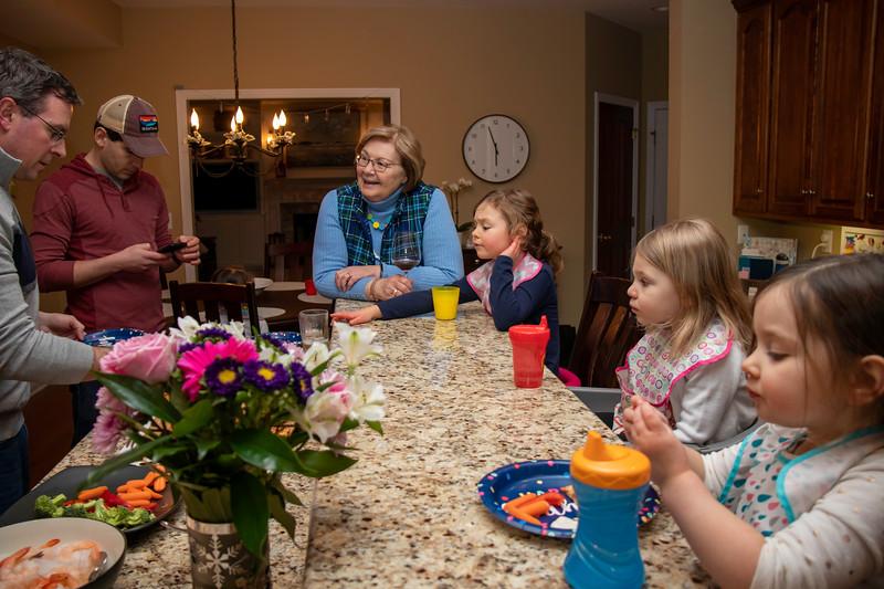 Kathy's 71st Birthday Part