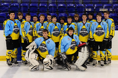 Northern 17's Team photos