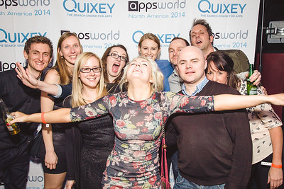 aaps world Networking Event in assocition with Quixey