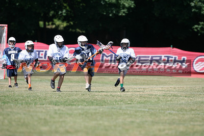 4th Grade Boys - Bronxville White vs. Huntington Village (LP1)