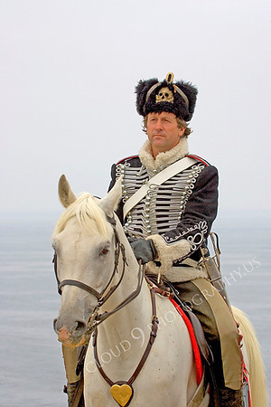 Prussian Cavalry Historical Re-enactor Pictures