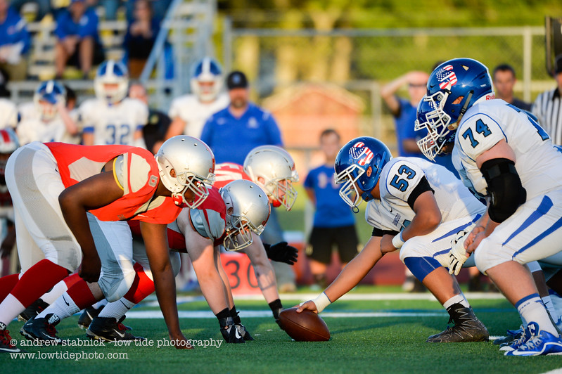 Conard vs. Southington - September 28, 2017