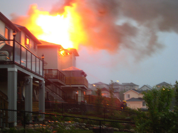 Fire & Floods: Calgary Rocked by Storm