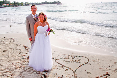 2013 May - Eric & Sandi's Wedding - Negril, Jamaica