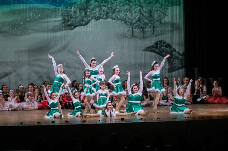Christmas Show 4 O'Clock Performance