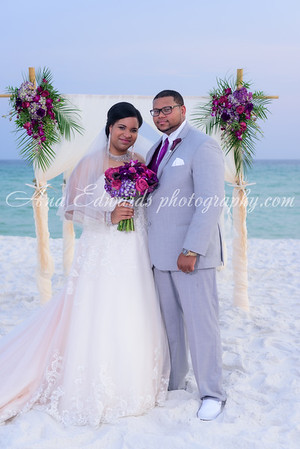 Mr. and Mrs. Bradley  |  Destin