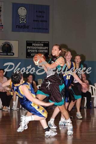 Best Of The Waratah Basketball League 2005