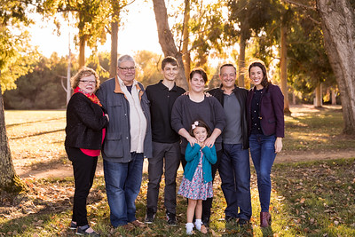 Dodd Family 2017