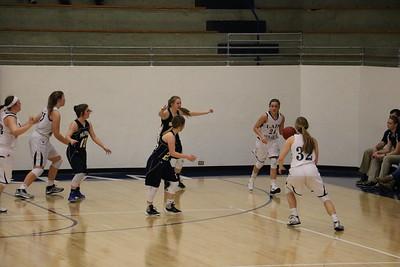 C Team Ladies Basketball vs Phillipsburg 2017
