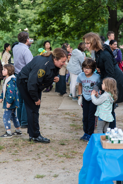 Pizza with Police at the Park 2019_ERF4496