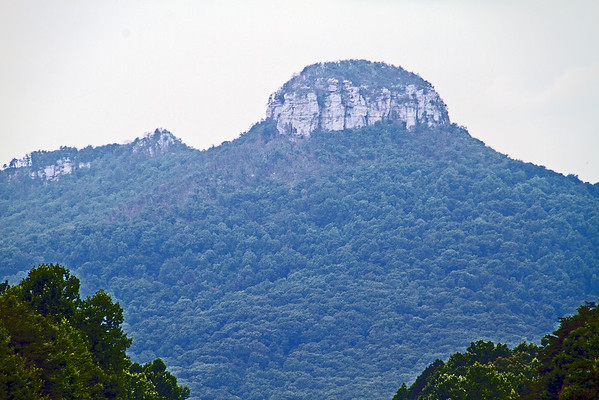 Pilot Mountain, July 20, 2014