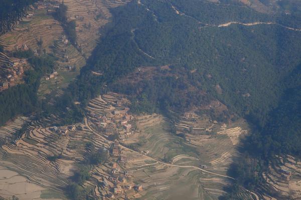 Nepal - Flight to Lukla