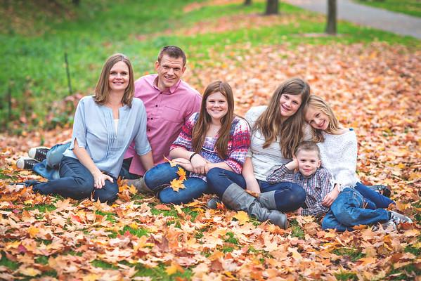 Family Portaits Portfolio