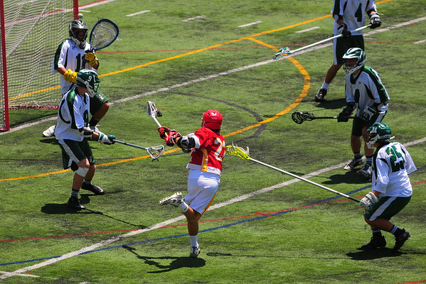 Cathedral JV Lacrosse vs. Coronado
