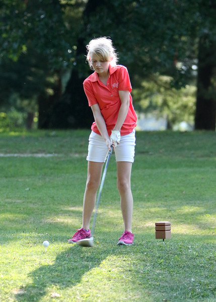 SNHS Girls Golf vs Winamac & WC 2015