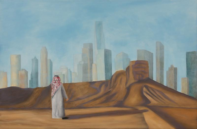 HRH Haifa Abdullah's Art Vol.3