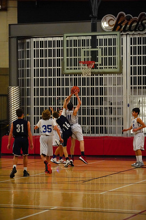 LCA Middle School vs Rainier Christian
