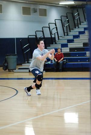 Oswego East Boys Volleyball Vs Oswego 2013