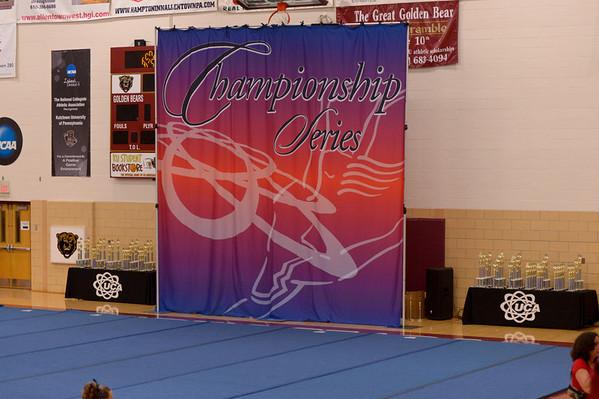 Poconon Regional Tournament - Kutztown Cheer