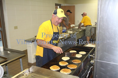 Three Lakes Lions Club Pancake Breakfast