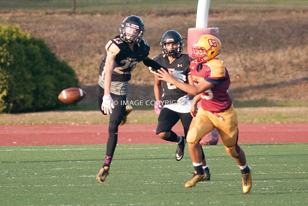 Cardinal Spellman VS Bishop Fenwick