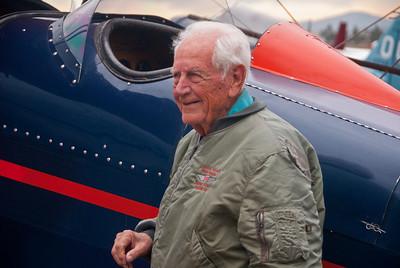 90th Birthday Biplane Flight
