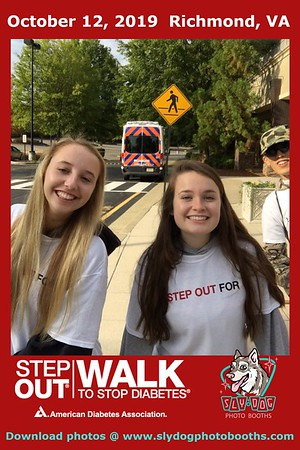 Step Out Richmond - Walk to Stop Diabetes