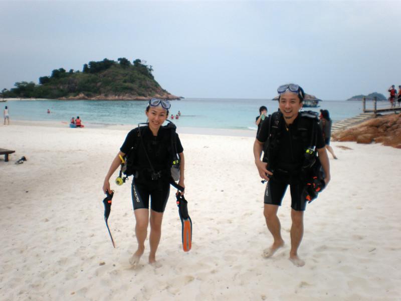 [20080515] Will & Bee Scuba Diving @ Redang (26).JPG