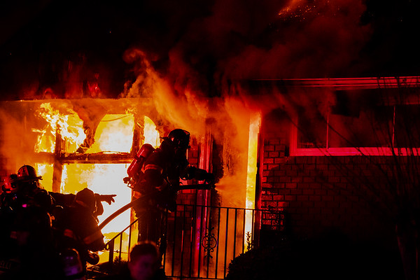 Bethpage House Fire 22NOV19