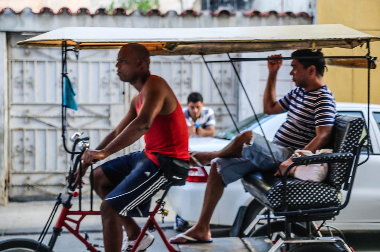 Havana Taxi Ride