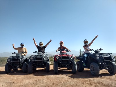 10/21/17 9am ATV tour (Cory)