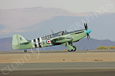 Fairey Firefly Warbird Airplane Pictures