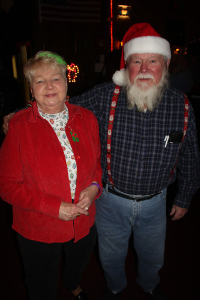 Member Christmas Party, Ryan Township Fire Company, Barnesville (12-20-2013)