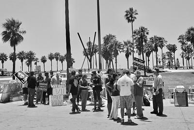WACLA - Venice Beach Outreach