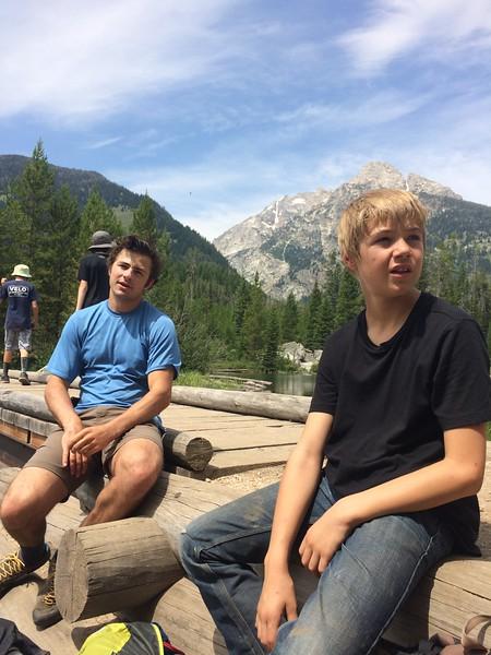 7.21.18 Ultimate Grand Teton Adventure