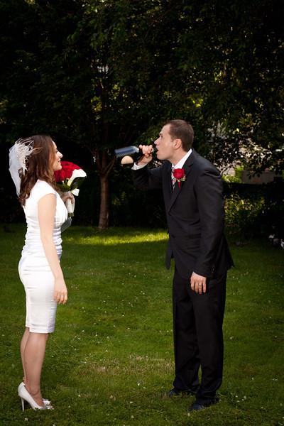 Katerina and Konstanin Wedding