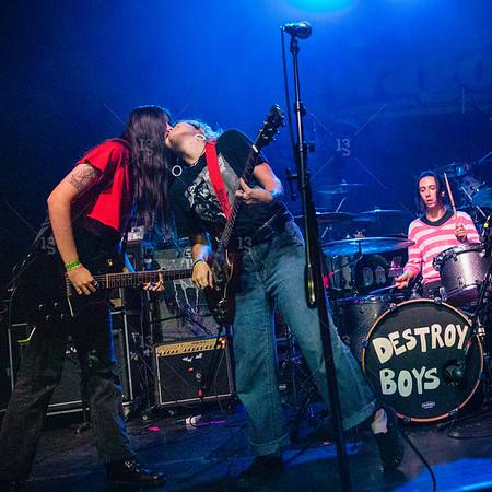 Destroy Boys - Observatory 2019
