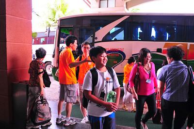 ORPC Church Camp 2012 Batam Holiday Inn