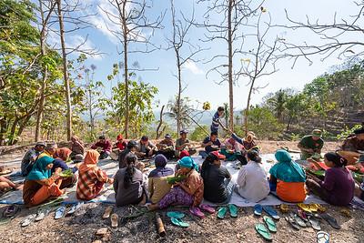 Watugajah, Indonesia - Sept 2018