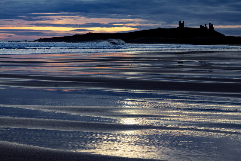 Dunstanburgh Sunrise