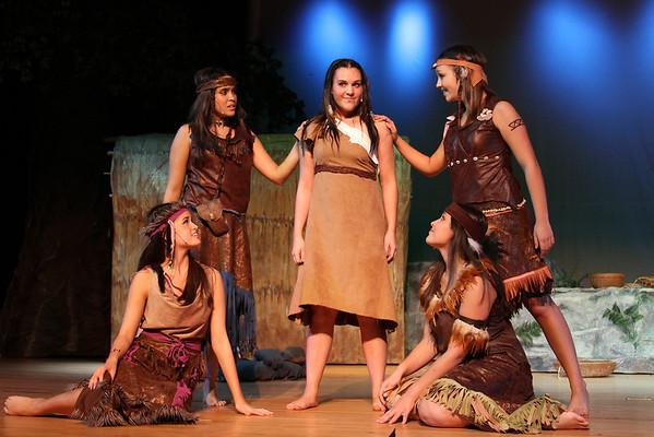 The Legend of Pocahontas 2011