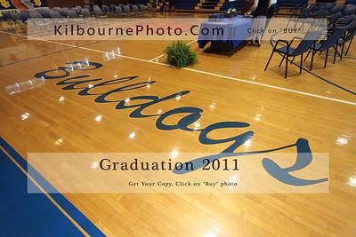 Appalachia Bulldogs Graduation Day 2011