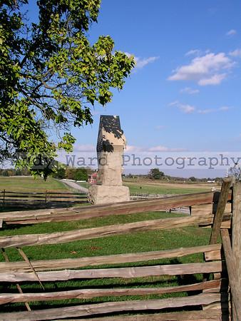 Gettysburg Scenic Photos