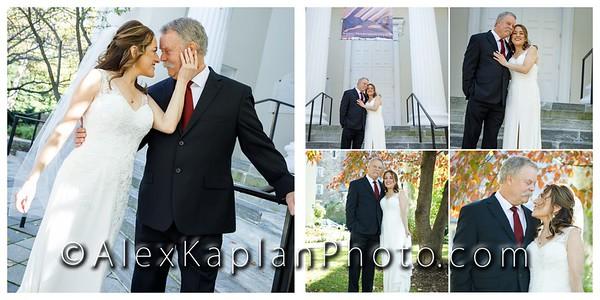 Wedding Photography & Videography at Nassau Inn, Princeton, NJ  by Alex Kaplan Photo