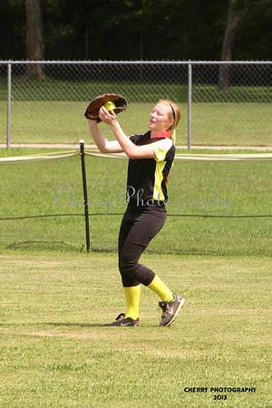 Waynesboro Softball 7-19-13
