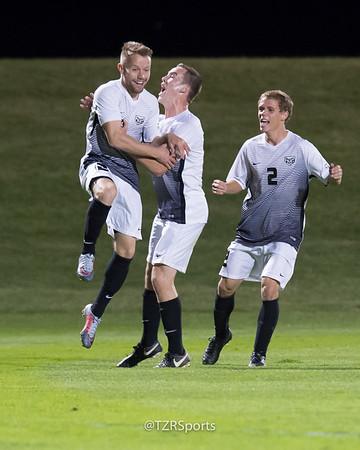 OU Men's Soccer vs. Ohio State 10/10/2017