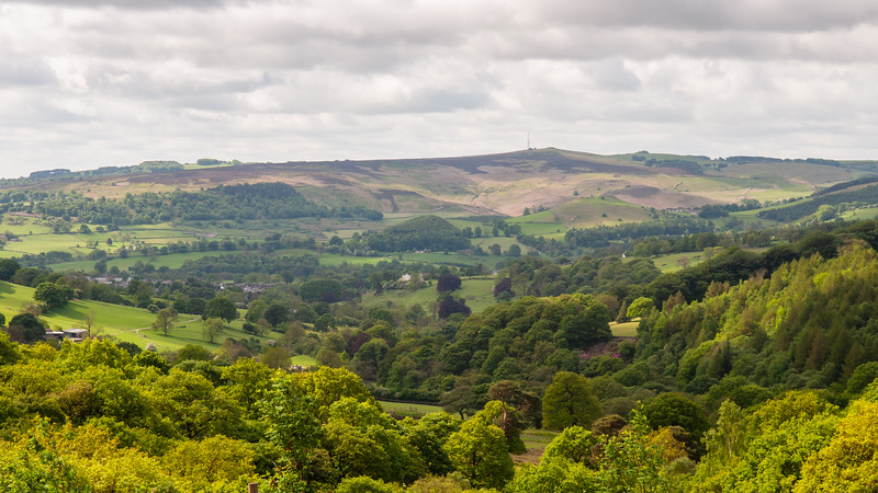 Derwent Valley and Peak District moors