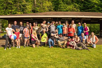 CCKC Beginners Weekend Pequea Creek  5-15-21