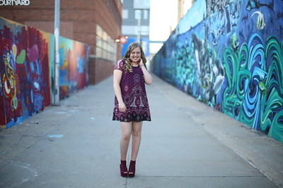 Delanie Senior Session